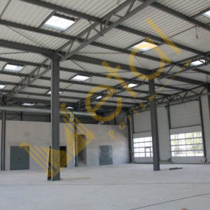 depot metallique